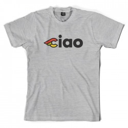 T-Shirt CINELLI CIAO Szary