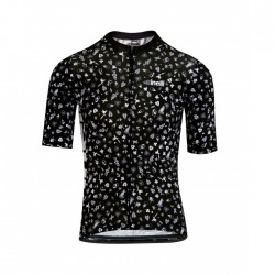 Koszulka kolarska Cinelli Italo 79 Aero Black