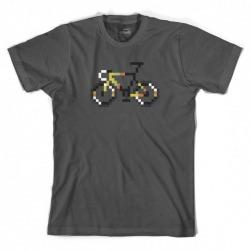 T-Shirt CINELLI CIAO Czarny