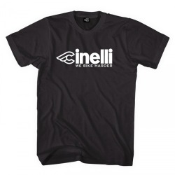 T-Shirt CINELLI We Bike Harder
