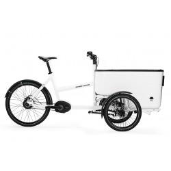 Rower BUTCHERS & BICYCLES MK1-E Biały