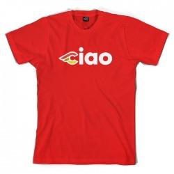 T-Shirt CINELLI CIAO Czerwony