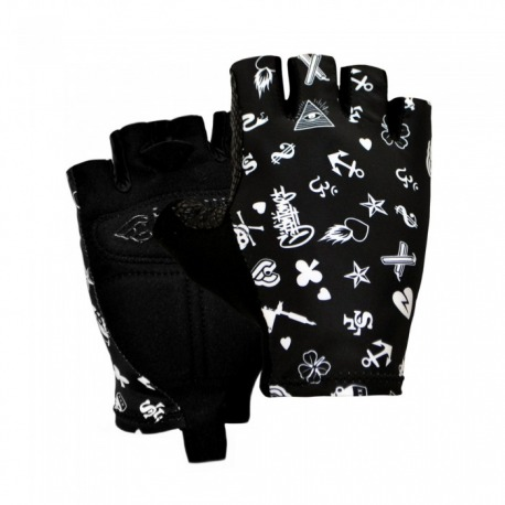 MIKE GIANT 'ICONS' CYCLING GLOVES