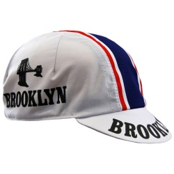 Headdy Brooklyn cycling cap - white