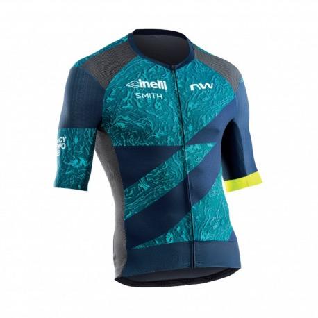 Koszulka kolarska gravel Team Cinelli Smith 2021