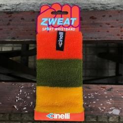 Opaska sportowa Cinelli Zweat 'Cinelli Flag'