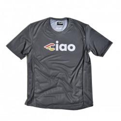 Koszulka techniczna Cinelli CIAO TITANIUM GREY