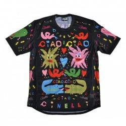 Koszulka techniczna Cinelli SAMMY BINKOW 'BEST FRIENDS'